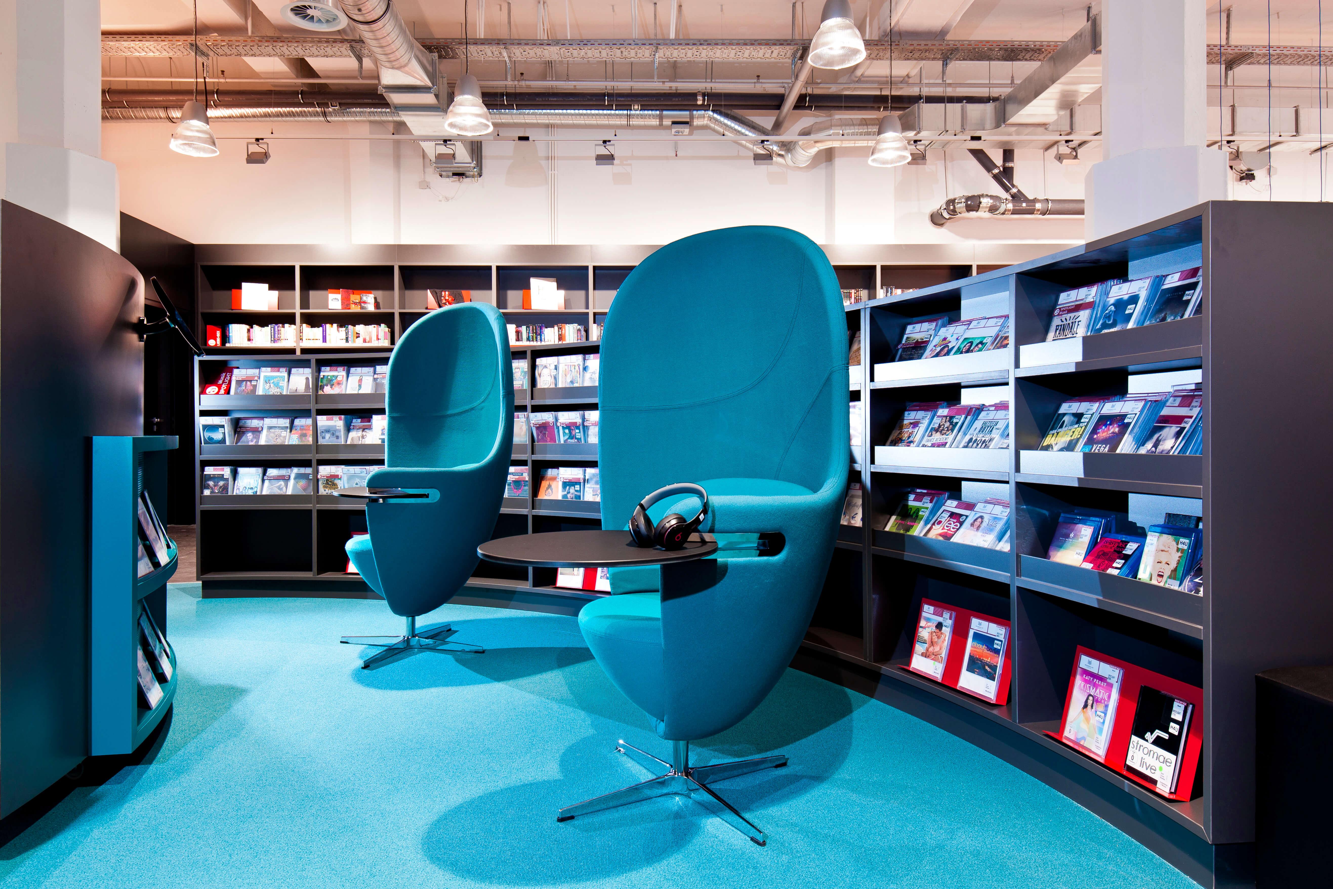Hoeb4U – Freizeitbibliothek