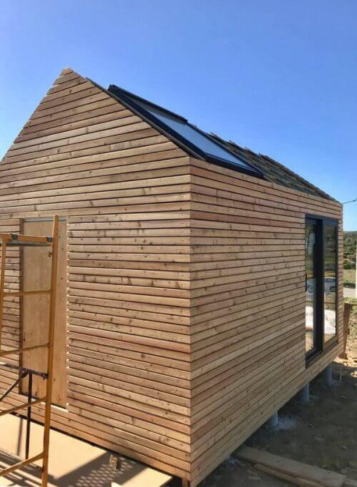 TINY HOUSE – WORK IN PROGRESS